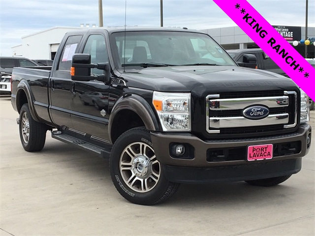 Pre Owned 2016 Ford F 350sd King Ranch