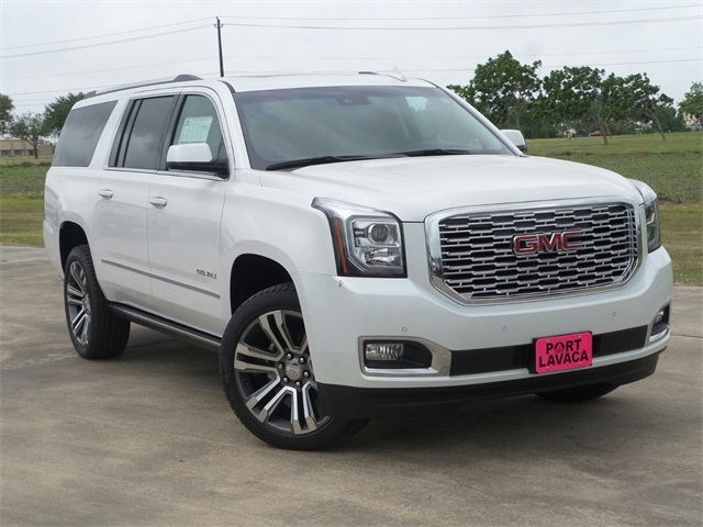 Gmc Yukon Xl Denali >> New 2019 Gmc Yukon Xl Denali 4d Sport Utility In Port Lavaca