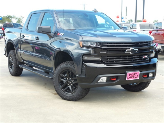 New 2020 Chevrolet Silverado 1500 LT Trail Boss