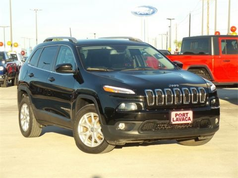Pre-Owned 2018 Jeep Cherokee Latitude Plus