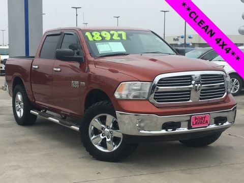 Pre-Owned 2013 Ram 1500 Lone Star